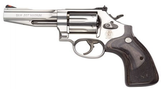 SMITH AND WESSON 686 SSR 357 MAGNUM