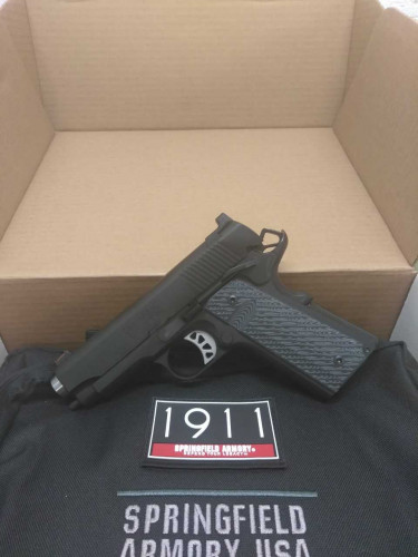 Springfield 1911 Range Officer Elite Champion 9mm | Bucks & Jakes