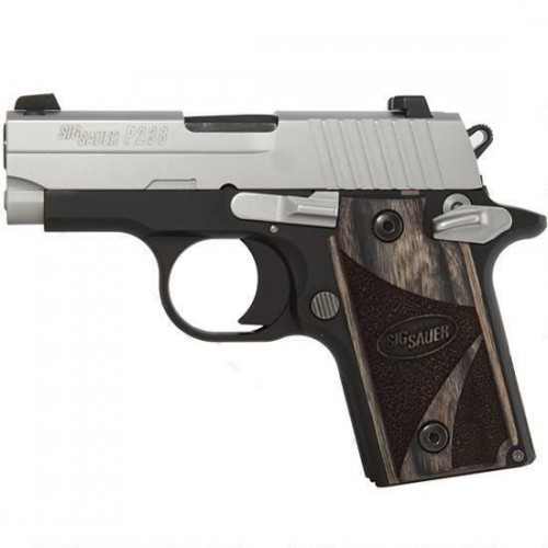 """Bucks Jakes Outfitters: SIG SAUER 1911 ULTRA CMPT 45ACP 3.3""""NKL"""